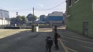 Gran Theft Auto V PS4 Pro Gameplay: Online Fun