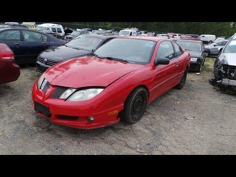 Parting Out 2004 Pontiac Sunfire | Stock # M90676