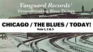 Chicago / The Blues / Today! - Deluxe Edition Trailer (RSD Drops 2021 Exclusive)