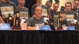 OU Gymnastics - Sooners win NCAA title