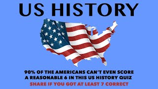 Quiz About US History