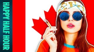 Canada Legalizes Weed!