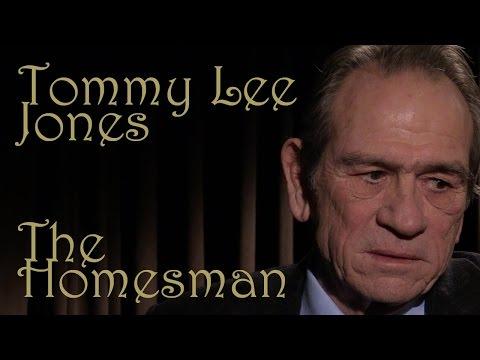 DP/30: Tommy Lee Jones, The Homesman