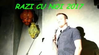Mane Voicu stand up comedy Craiova 07.01.2017 (RAZI CU NOI 2017)