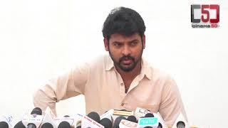 பெரும் பொருட்செலவில் உருவாகும்   Mannar Vagaiyara   Actor Vimal & Chandini Exclusive   Cinema5D