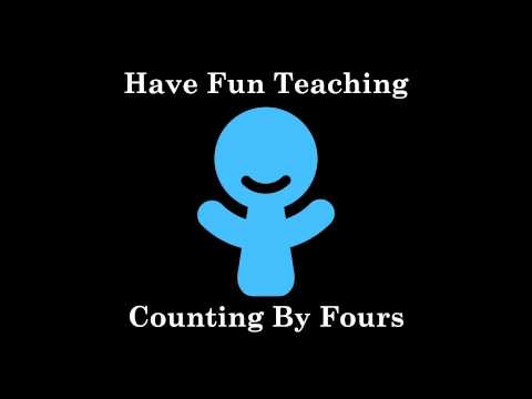 Counting By Four Song