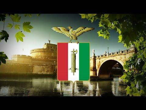 """Italian Social Republic (1943-1945) """"Giovinezza"""" (Modern version)"""