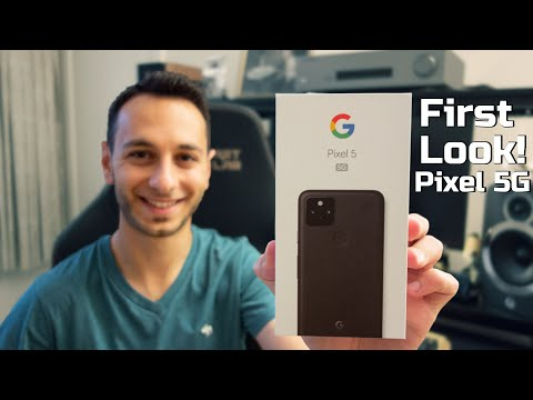 Google Pixel 5 first look: Camera tests & 5G benchmarks | TotallydubbedHD