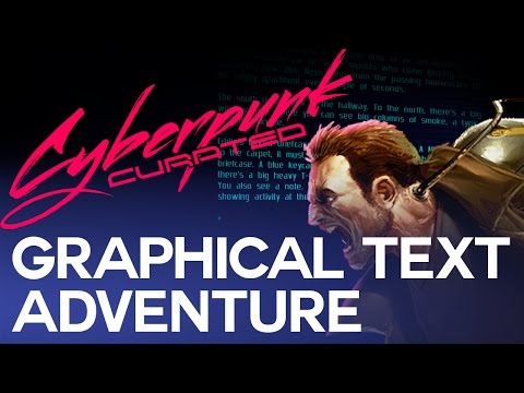 Cyberpunk Curated - CYPHER (Cyberpunk Text Adventure Game)