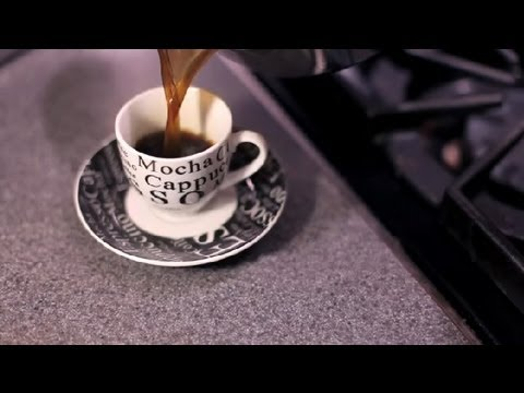 How to Drink Grounded Coffee Without a Filter : Coffee