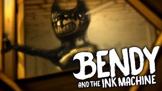 How To Successfully Get Away With Ripping Off Disney Characters: Bendy and The Ink Machine Chapter 1