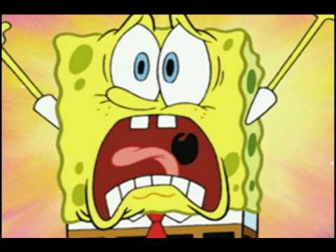 Freddy Krueger Comes For SpongeBob