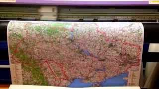 Широкоформатная печать карт(Широкоформатная печать карт. http://bestdruk.com/bumaga.html., 2013-10-13T08:48:28.000Z)