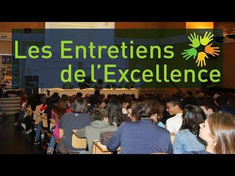Entretiens Excellence 2019 - Plénière