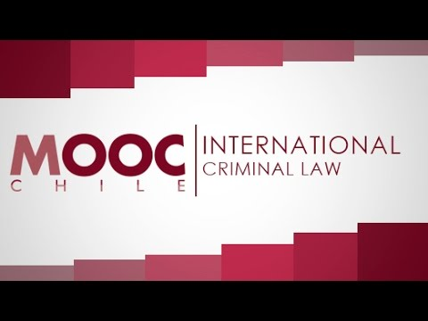 "Introduction to Human Rights | Lesson 19: ""International Criminal Law"""