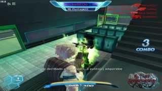 S4 League Gameplay 【Shooter anime Online】En español por Kenshi