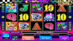 Crazy 80s Video Slots Review | MoneySlots.net