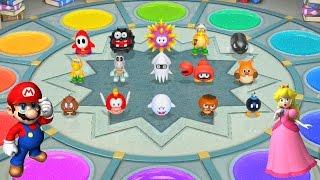 Mario Party 10: Coin Challenge - Exclusivo Nintendo Wii U gameplay