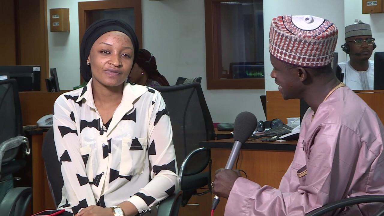 Download Hirar Rahama Sadau da BBC Hausa kan ziyarar Priyanka a India
