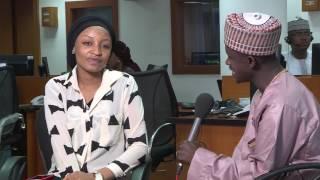 Hirar Rahama Sadau da BBC Hausa kan ziyarar Priyanka a India