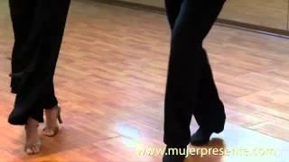 Clases De Salsa En Rumba Chilena Con Paola Sanchez De La Revista Mujer