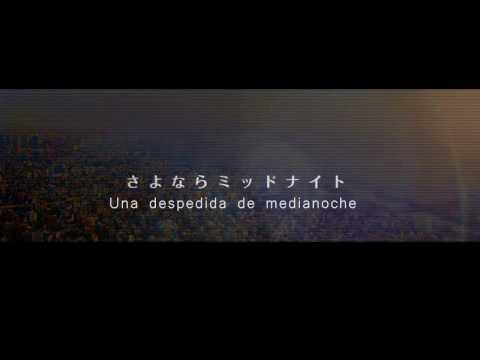 【Panaman / ぱなまん】Sayonara midnight -Arrange Version-【Sub español & Romaji】