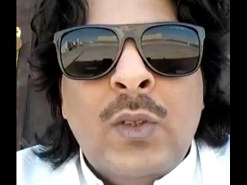 فيديو عبدالله الحربي يبصق على آل سعود