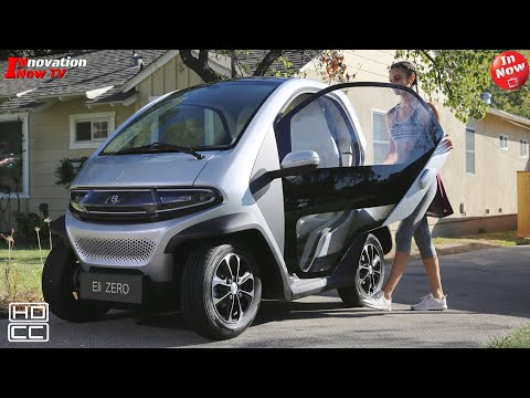 Amazing Vehicles    Micro Cars   That Will Take You To Another Level ▶20