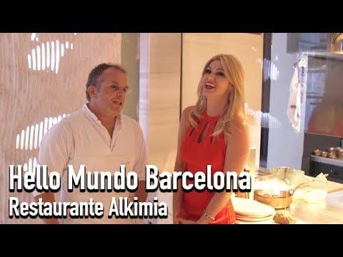 Hello Mundo Barcelona - Restaurante Alkimia