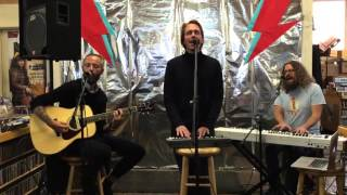 Mew - Water Slides  Acoustic  - Everyday Music - Seattle - September 30, 2015
