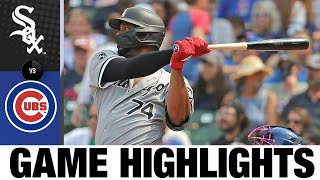 White Sox vs. Cubs Game Highlights (8/7/21)