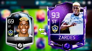 69 SILVER ZARDES TO 90 MASTER ZARDES vs Kalulu/Asoro/Ndiaye -Best Cheap Beasts Upgrade-Fifa mobileS2