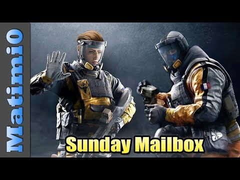 Big Ela Nerfs - Sunday Mailbox - Rainbow Six Siege