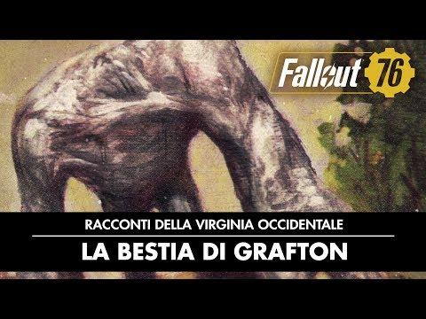 Fallout 76 – Racconti della Virginia Occidentale: La bestia di Grafton (Video)