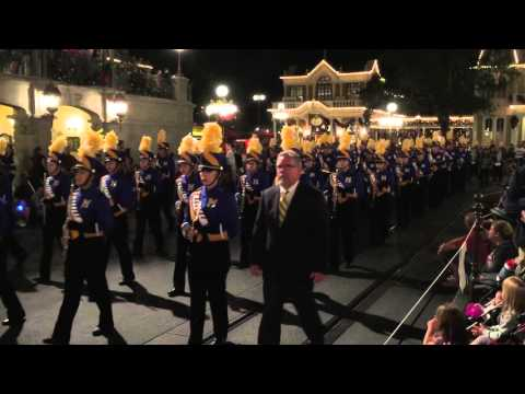 2015 Muhlenberg High School Marching Band at Walt Disney World