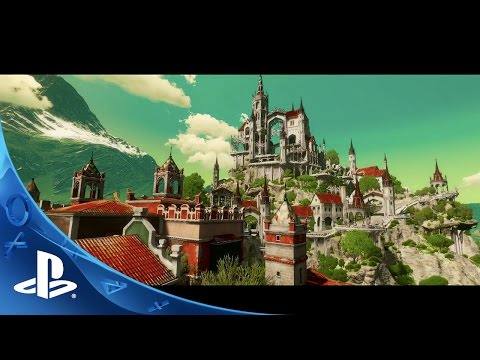 """The Witcher 3: Wild Hunt -- Blood and Wine """"New Region"""" Trailer 