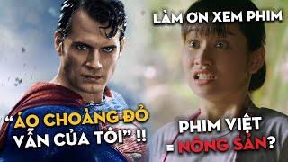Phê Phim News- SUPERMAN SẼ TRỞ LẠI TRONG DC- - ĐIỆN ẢNH VIỆT TIẾP TỤC -ĂN VẠ-