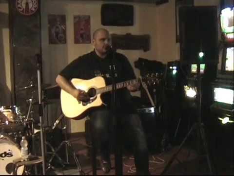 Fabrizio Taff Smith Acoustic Set Live @ Pub 21 Lonato DG Bs