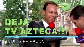 OFICIAL! Tras escándalo ZAGUE sale de TV Azteca y AQUÍ explica el por qué! (parodia) // RUSIA 2018