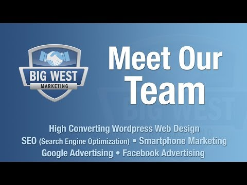 Full Service Digital Marketing Agency | Big West Marketing 406-493-1881