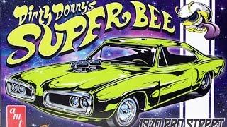 AMT 1970 Super Bee Unboxing