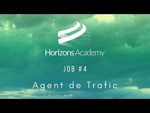 JOB #4 - Agent de Trafic