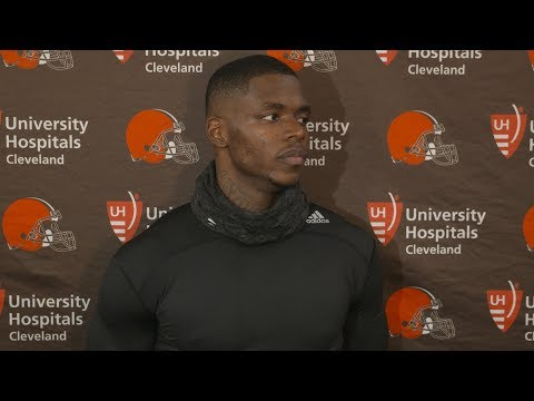 Josh Gordon on playing this Sunday: I