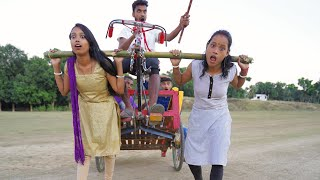TRY TO NOT LAUGH CHALLENGE_Must Watch New Funny Video 2020_Episode-158_By My Family