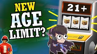 New Overwatch Age Restriction!?, Lucio CTF Nerf, Mei & Symmetra Changes (Overwatch News)