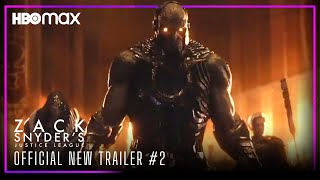 #zacksnydersjusticeleague #restorethesnyderverse #hbomaxhey, this is official new trailer #2 + more for zack snyder's justice league!(more info about vi...