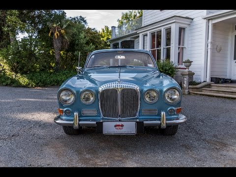 1967 Daimler Sovereign - (VIDEO) Waimak Classic Cars - New Zealand