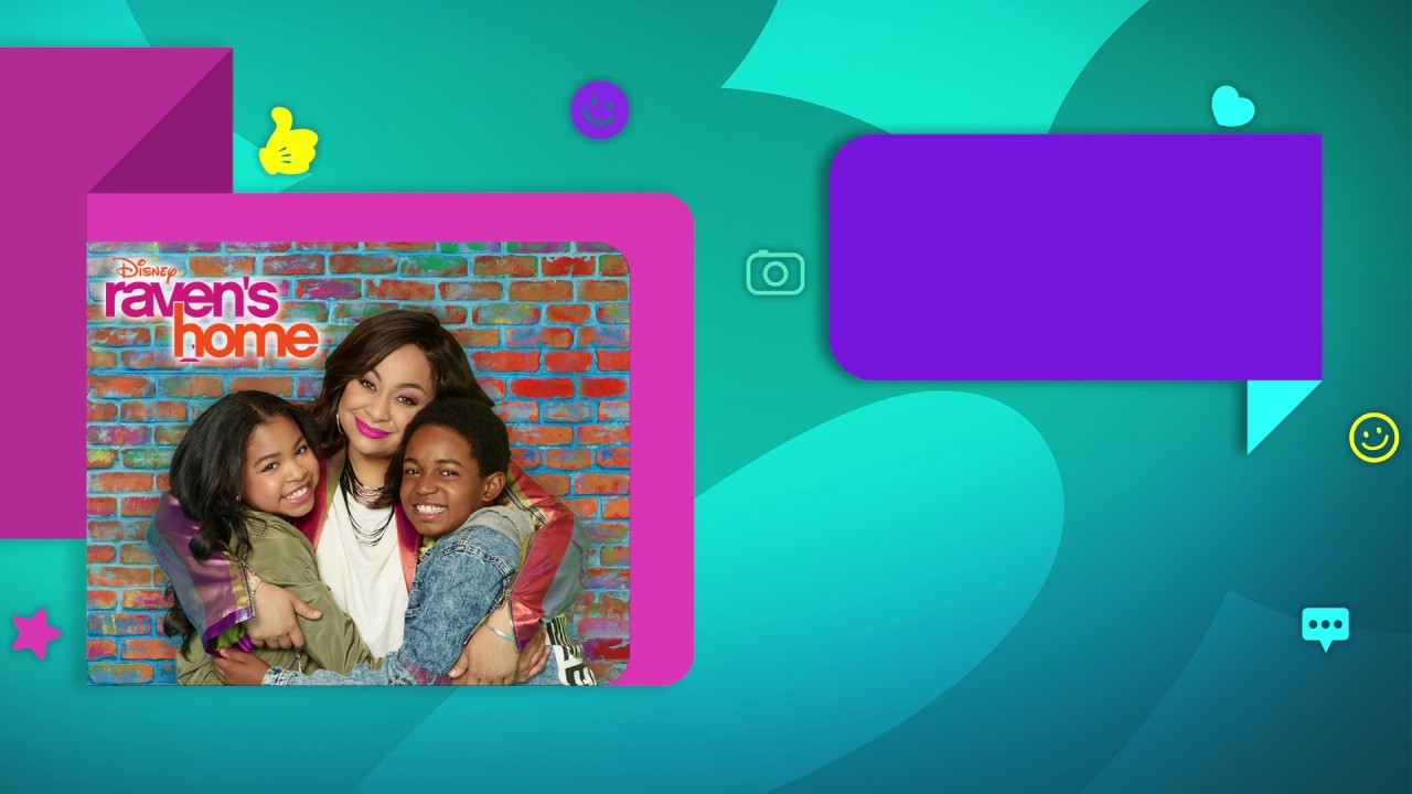 Raven's Home on iTunes | Disney Channel