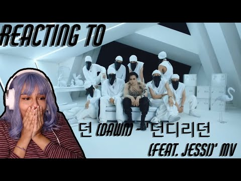 던 (DAWN) - '던디리던 (Feat. Jessi) MV REACTION || 🇧🇷🇧🇷🇧🇷