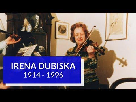 Znani Nieznani - Irena Dubiska